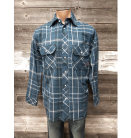 KG MENS PLAID SHIRT