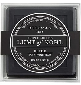 BEEKMAN 1802 LUMP OF KOHL SOAP