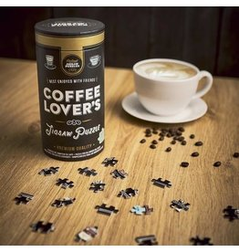 WILD + WOLF COFFEE LOVERS JIGSAW PUZZLE 500 PCS