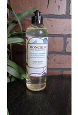 MONCILLO NATURAL LIQUID DISH SOAP