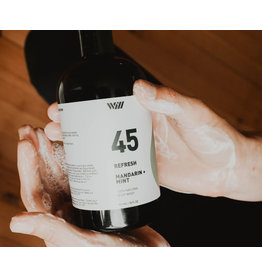 WAY OF WILL 45 REFRESH BODY WASH