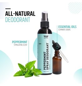 WAY OF WILL SPRAY DEODORANT