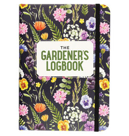 PETER PAUPER PRESS GARDENERS  LOG BOOK