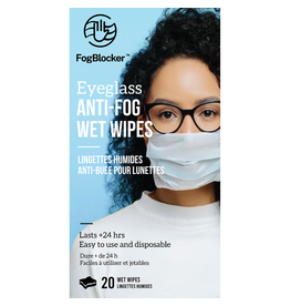 FOG BLOCKERS - DISPOSABLE WIPES