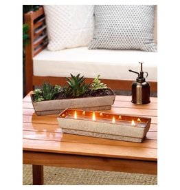WOODWICK VANILLA OUD CITRONELLA OUTDOOR WOODWICK CANDLE