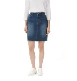 CHARLIE B DENIM FREY BOTTOM SKORT