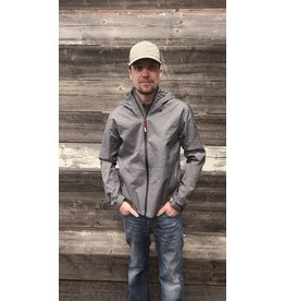 POINT ZERO MENS HOODED LT WEIGHT JACKET