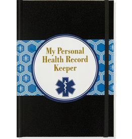 PETER PAUPER PRESS PERSONAL HEALTH RECORD KEEPER