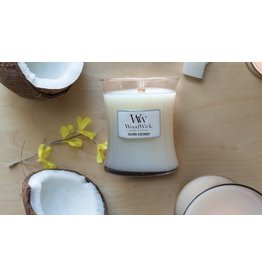 WOODWICK MEDIUM SUMMER  SCENTED WOODWICK CANDLE
