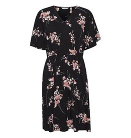 B.YOUNG JOELLA SHORT SLV DRESS