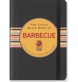 PETER PAUPER PRESS LITTLE BLACK BOOK OF BBQ