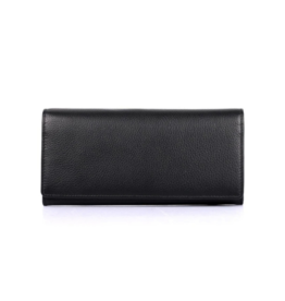 KARLA HANSON BIFOLD LEATHER WALLET