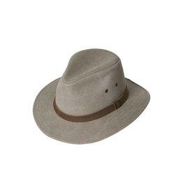 KOORINGAL MENS GREY CURRUMBIN HAT - M/L