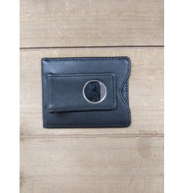 MENS LEATHER CLIP WALLET