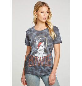 CHASER BOWIE CREW NECK TEE