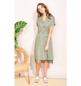 PINK MARTINI KAIA GREEN DRESS