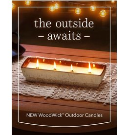 WOODWICK OUTDOOR WOODWICK CANDLE