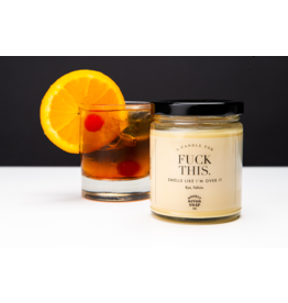 WHISKEY RIVER WR JAR CANDLE