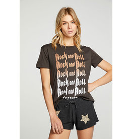 CHASER ROCK AND ROLL FOREVER EVERYBODY TEE