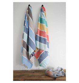 POKOLOKO THICK STRIPE TURKISH TOWEL