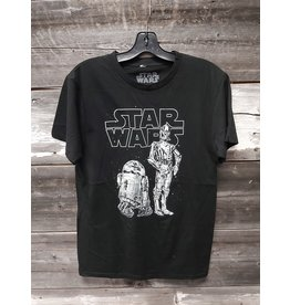 JACK OF ALL TRADES STAR WARS GRAPHIC TEE