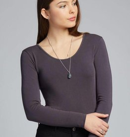 BAMBOO L/S TOP