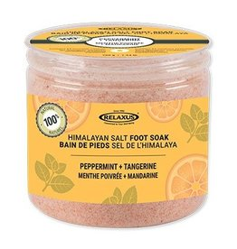 RELAXUS HIMALAYAN SALT FOOT SOAK