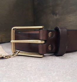 DUCCIO BELT BROWN