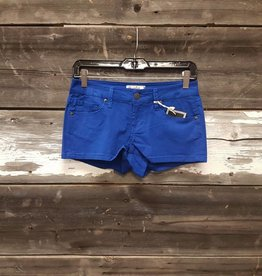 OBJECTS OF DESIRE COLORED DENIM SHORT
