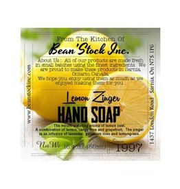 BEAN STOCK HAND SOAP