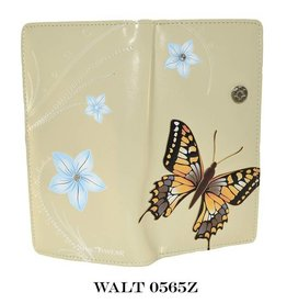 LARGE WALLET w/ZIPPER