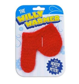 BIG MOUTH WILLY WARMER