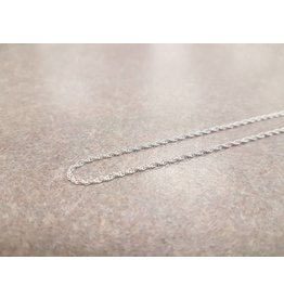 """STERLING SILVER CHAIN - 20"""""""
