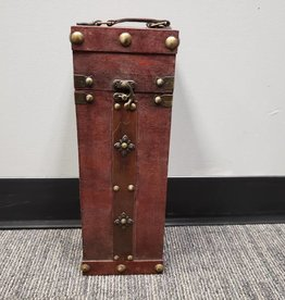 UPRIGHT BOTTLE TRUNK FLAT TOP