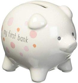 ENESCO PINK PIGGY BANK