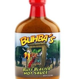 BUHBAS BUTT BLASTER HOT SAUCE