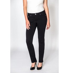 CARRELI SARAH PREMIUM SLIM FIT JEAN - JET BLACK