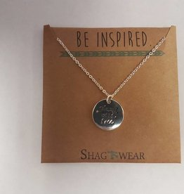 BE INSPIRED NECKLACE/PENDANT