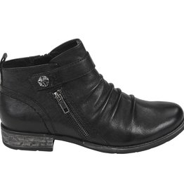 EARTH BROOK LEATHER BOOTIE