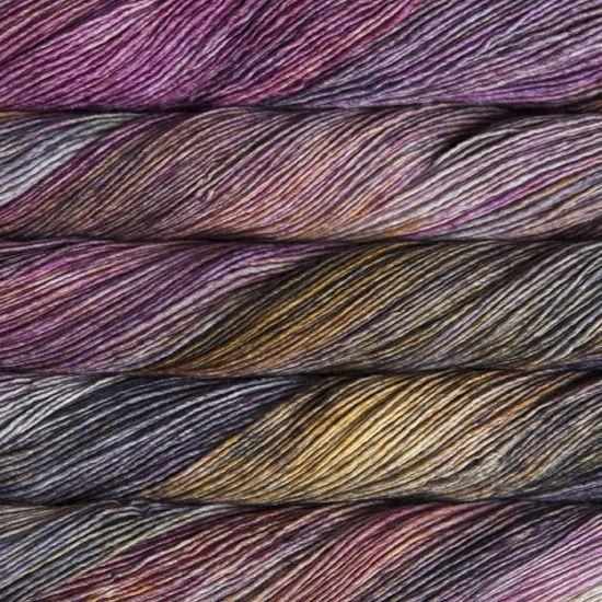 Malabrigo Mechita Blues/Purples
