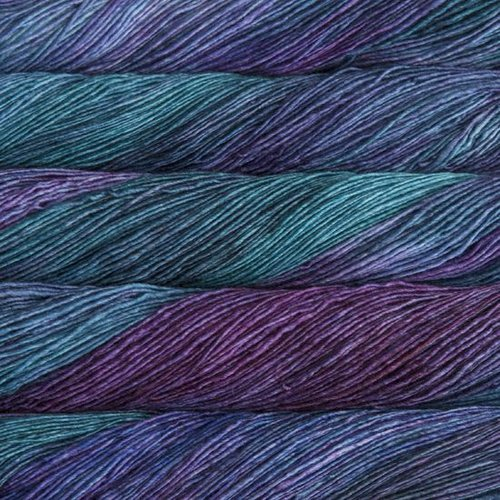 Malabrigo Mechita Blues/Purples