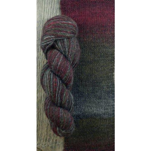SugarBush Motley Dk Blues/Reds/Purples CLEARANCE
