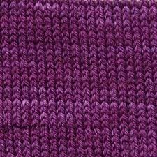 Sweet Georgia Tough Love Sock Blues/Greens/Purples