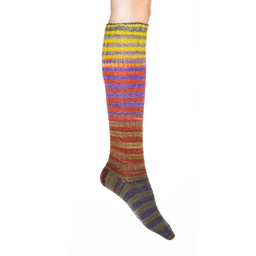 Urth Yarns Uneek Self-Striping Matching Sock-Kit