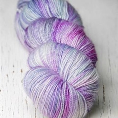 Meadowcroft Dyeworks Rockshelter Sock Pinks