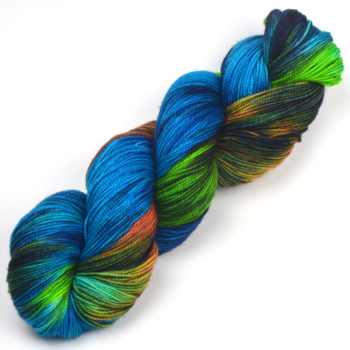 Meadowcroft Dyeworks Rockshelter Sock Multis (2)