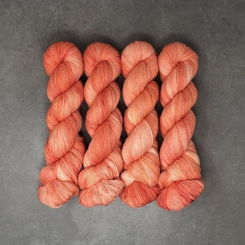 Less Traveled Yarns Less Traveled DK Reds/Oranges/Yellows