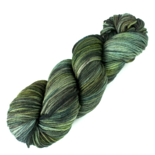 Meadowcroft Dyeworks Rockshelter Worsted Blues/Greens/Purples
