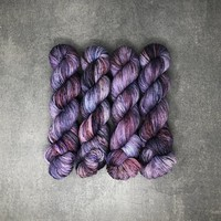 Less Traveled Sock Purples/Pinks