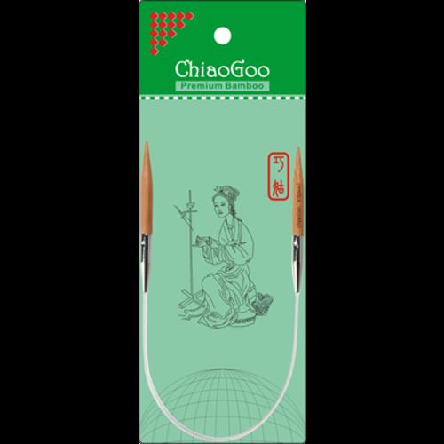 """ChiaoGoo ChiaoGoo 12"""" Bamboo Circular"""